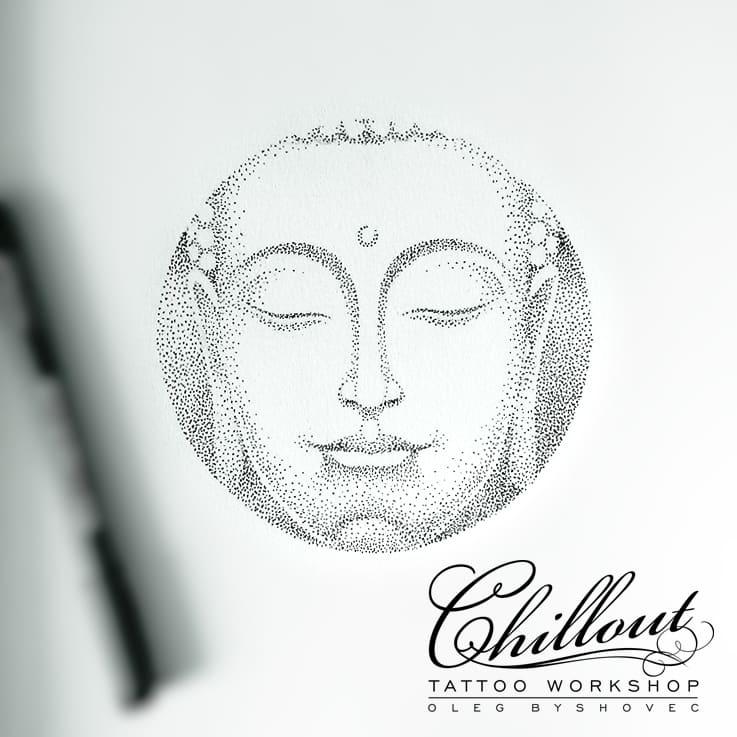 Buddha Dotwork