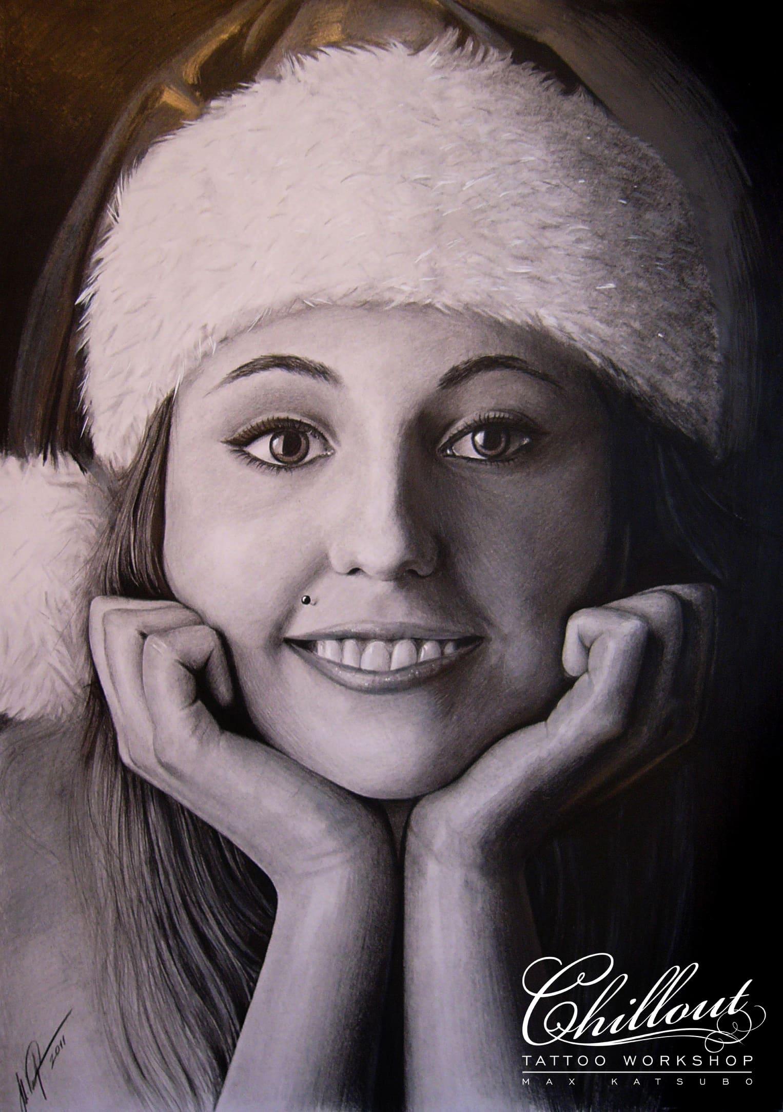 Art портрет