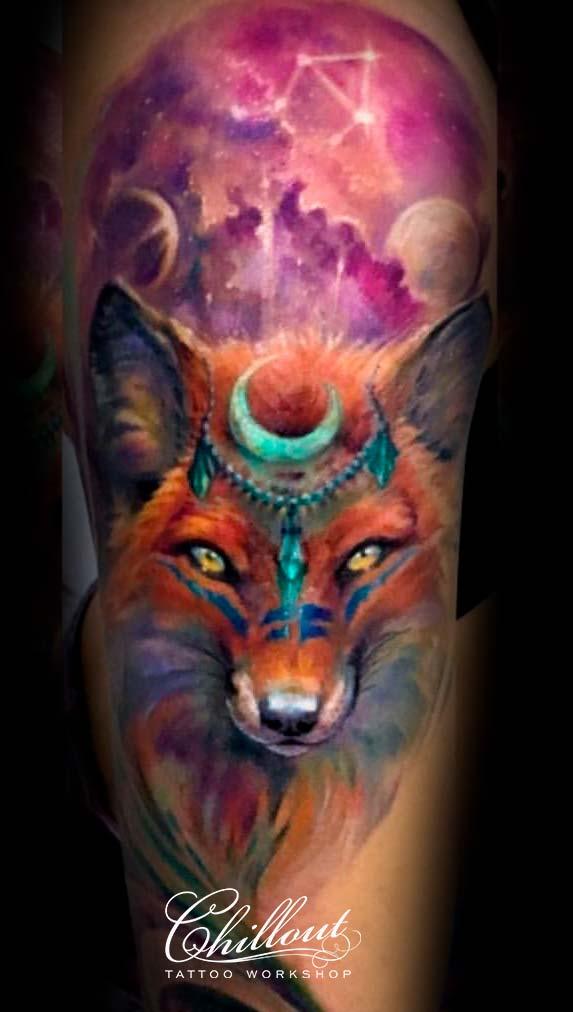 FOX SPACE1