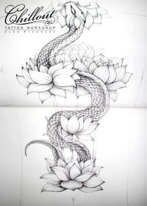 Kundalini Tatoo