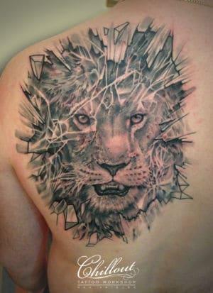 Тату LION5
