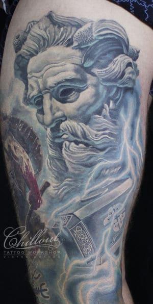 Тату Бог Тор