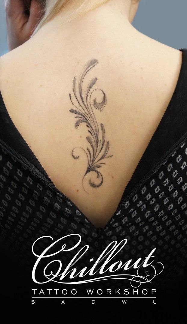 Усиление женской сексуальности тату
